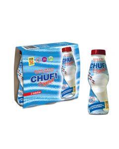 horchata de chufa chufi pack de 3 unidades de 250ml