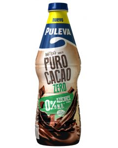 Batido light de cacao puleva botella 1l