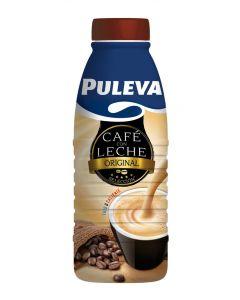 Café con leche puleva botella 1l
