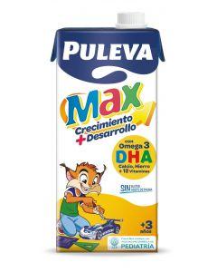 Leche de crecimiento puleva max brik 1l
