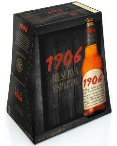 Cerveza 1906 reserva botella 33cl