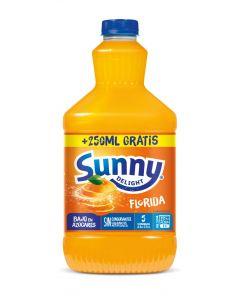 Bebida  florida sunny delight pet 1,25l+250gratis
