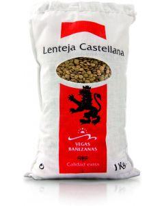 Lenteja castellana vega bañezanas 1kg
