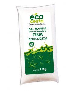 Sal marina fina ecocesta 1kg