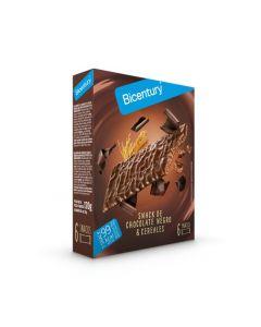 Barrita sarialis de chocolate negro bicentury 120g