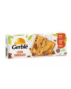 Galletas de leche-chocolate gerblé 250g