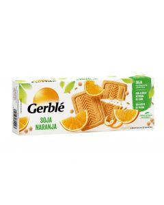 Galletas de soja y naranja gerblé 290g