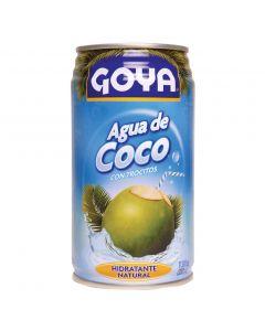 Agua de coco goya brik 33cl