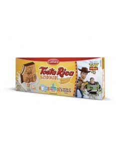 Bizcochitos tosta rica pack de 5 unidades de 125g