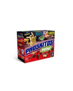 Bizcocho mini original chocolate phoskitos pack de 8 unidades de 133g