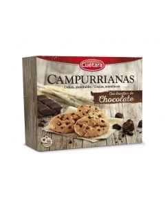Galleta campurriana chocolate cuétara 450g
