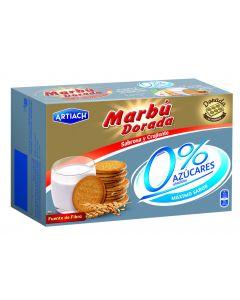 Galleta marbu dorada 0% azúcares artiach 400g