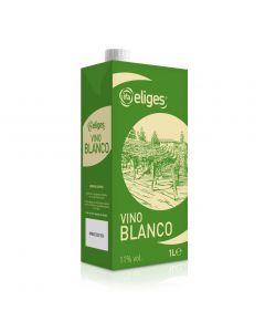 Vino de mesa blanco ifa eliges 1l