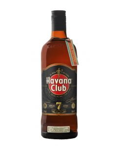 Ron 7 años havana club botella 70cl
