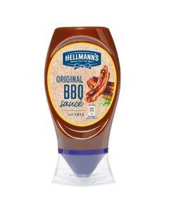 Salsa barbacoa hellmanns bocabajo 250ml