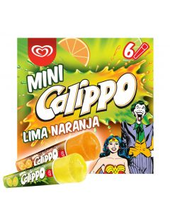 Helado calippo mini frigo p-6 480 ml