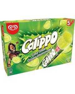 Helado calippo de lima/limón calippo frigo pack de 5 unidades de 100ml