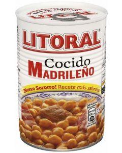 Cocido madrileño litoral 440g