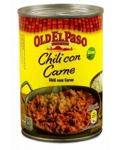 Chili con carne old el paso 425g