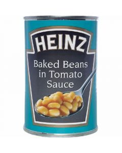 Alubias baked beans heinz 420g