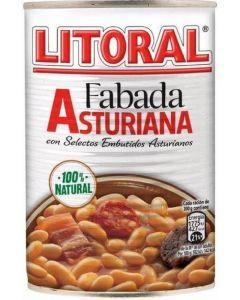 Fabada asturiana 30% menos degrasa litoral 435g