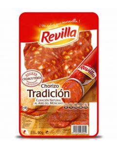 Chorizo extra revilla lonchas 85g