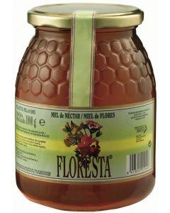 Miel de flores floresca tarro 1kg