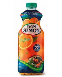 Néctar de naranja don simón botella 1,5l