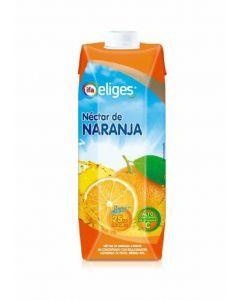 Néctar de naranja sin azúcar ifa eliges brik 1l