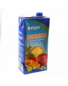 Bebida refrescante bahamas ifa eliges 2l