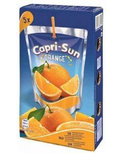 Zumo de naranja capri sun pouch pack de 5 unidades de 20cl