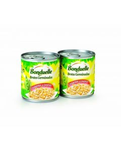 Brotes soja bonduelle tarro pack de 2 unidades de 90g