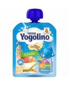 Pouch cereales yogolino nestle 90gr