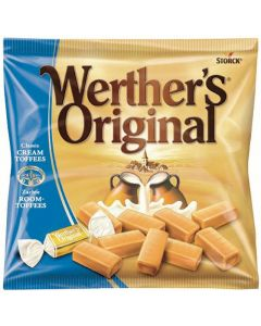 Caramelos blando orginal werthers 115g