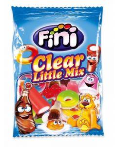 Gominolas clear little mix fini 100g
