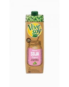 Bebida ligera de soja vivesoy brik 1l