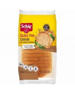 Pan de molde con cereales sin gluten schar 300g
