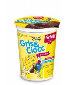 Schar colines con crema de cacao sin gluten 52gr