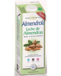 Bebida sin azúcar de almendras almendrola 1l