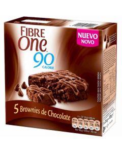 Bizcochitos de chocolate fibre one 120g