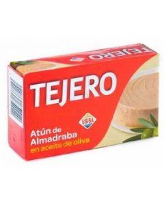 atún en aceite de oliva tejero 82g