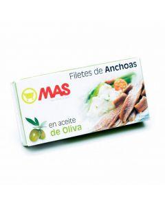 Anchoa en aceite de oliva mas 29g