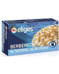 Berberecho natural ifa eliges 60/80 111g