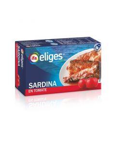 Sardina  tomate ifa eliges rr125 88g ne