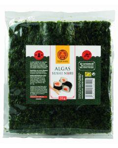 Algas sushi nori tiger khan 14gr