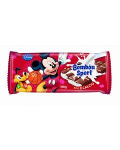 chocolate bombón sport lacasa 125g