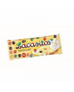 chocolate blanco con lacasitos lacasitos-lacasa 100g