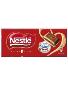 chocolate con leche condensado nestlé 120g