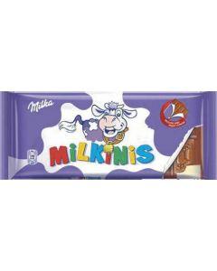 chocolate con leche milka milikis 87,5g