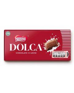 chocolate con leche dolca 100g